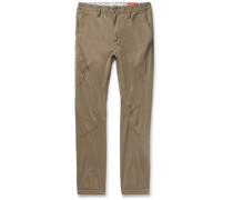 Slim-fit Tapered Gore Windstopper Cargo Trousers