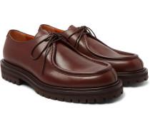 Jacques Leather Derby Shoes