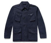 Cotton-canvas Field Jacket