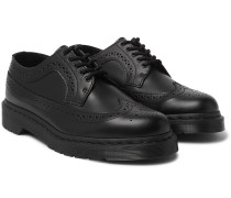 Mono Leather Wingtip Brogues