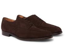 Abingdon Suede Derby Shoes