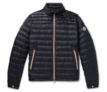 Daniel Webbing-Trimmed Quilted Shell Down Jacket