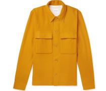 Kyle Wool-felt Jacket