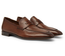 Lorenzo Leather Loafers