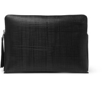 Goya Cross-grain Leather Portfolio