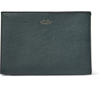 Full-Grain Leather Pouch