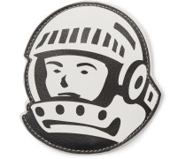 Astronaut Full-Grain Leather Coin Wallet