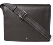 Meisterstück Full-grain Leather Messenger Bag