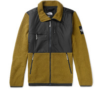 Denali Panelled Fleece And Shell Jacket
