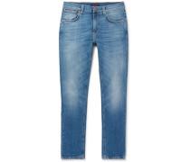 Lean Dean Skinny-fit Organic Stretch-denim Jeans