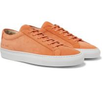 Original Achilles Suede Sneakers - Orange