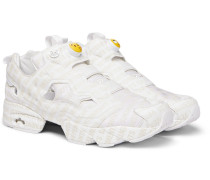 + Reebok Logo Instapump Fury Sneakers