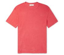 Pigment-Dyed Linen T-Shirt