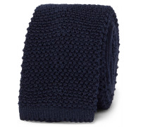6cm Knitted Wool Tie