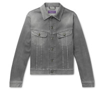 Stretch-denim Trucker Jacket