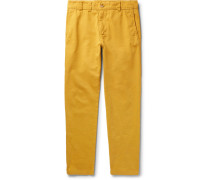 Cotton-twill Trousers