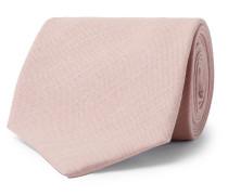 8cm Elcot Slub Cotton Tie