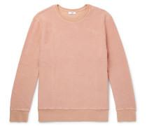 Coen Reversed Loopback Cotton-jersey Sweatshirt