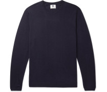 Barca Merino Wool Sweater - Navy