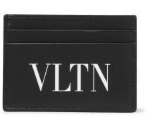 Valentino Garavani Logo-print Leather Cardholder