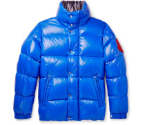 2 Moncler 1952 Dervaux Quilted Shell Down Jacket