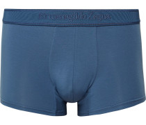 Stretch-modal Boxer Briefs - Blue