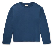 Garvey Loopback Cotton-jersey Sweatshirt