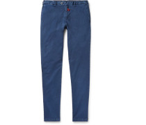Slim-fit Stretch-cotton Chinos