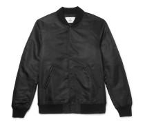 Stadium Shell Bomber Jacket