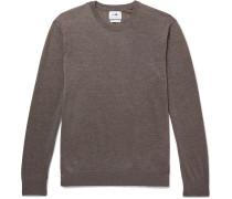 Ted Mélange Merino Wool Sweater