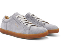Huxley Suede Sneakers - Light gray