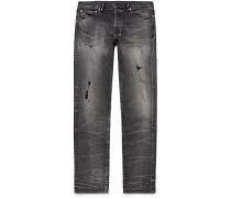 The Cast 2 Skinny-Fit Distressed Denim Jeans