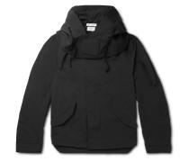 Padded Shell Hooded Jacket