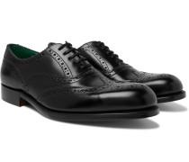 Harrow Leather Brogues - Black