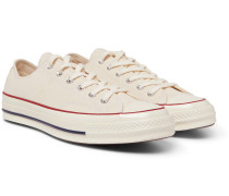 Chuck 70 Canvas Sneakers - Cream
