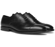 Pamington Polished-leather Oxford Shoes