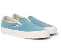 Og Classic Lx Suede Slip-on Sneakers