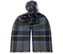 Baily Checked Cashmere Scarf