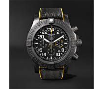 Avenger Hurricane Chronograph 50mm Breitlight And Canvas Watch