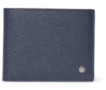 4810 Westside Textured-leather Billfold Wallet