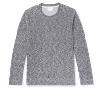 Runi Mélange Cotton-blend Terry Sweatshirt