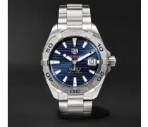 Aquaracer Automatic 40.5mm Steel Watch