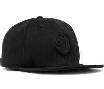 Logo-Appliquéd Denim Baseball Cap