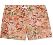 Aquarium Printed Swim Shorts