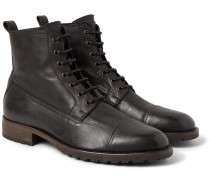 Alperton 2.0 Burnished-leather Boots