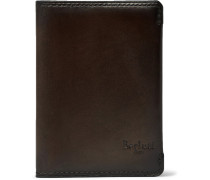 Ideal Leather Bifold Cardholder - Brown