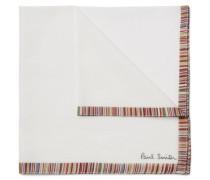Striped Cotton-voile Pocket Square