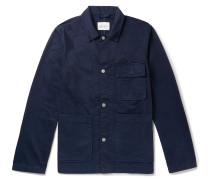 Cotton-Twill Chore Jacket