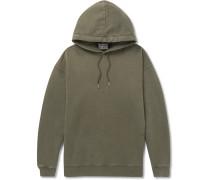 Fala Oversized Cotton-jersey Hoodie