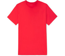 Classic Mercerised Cotton-jersey T-shirt